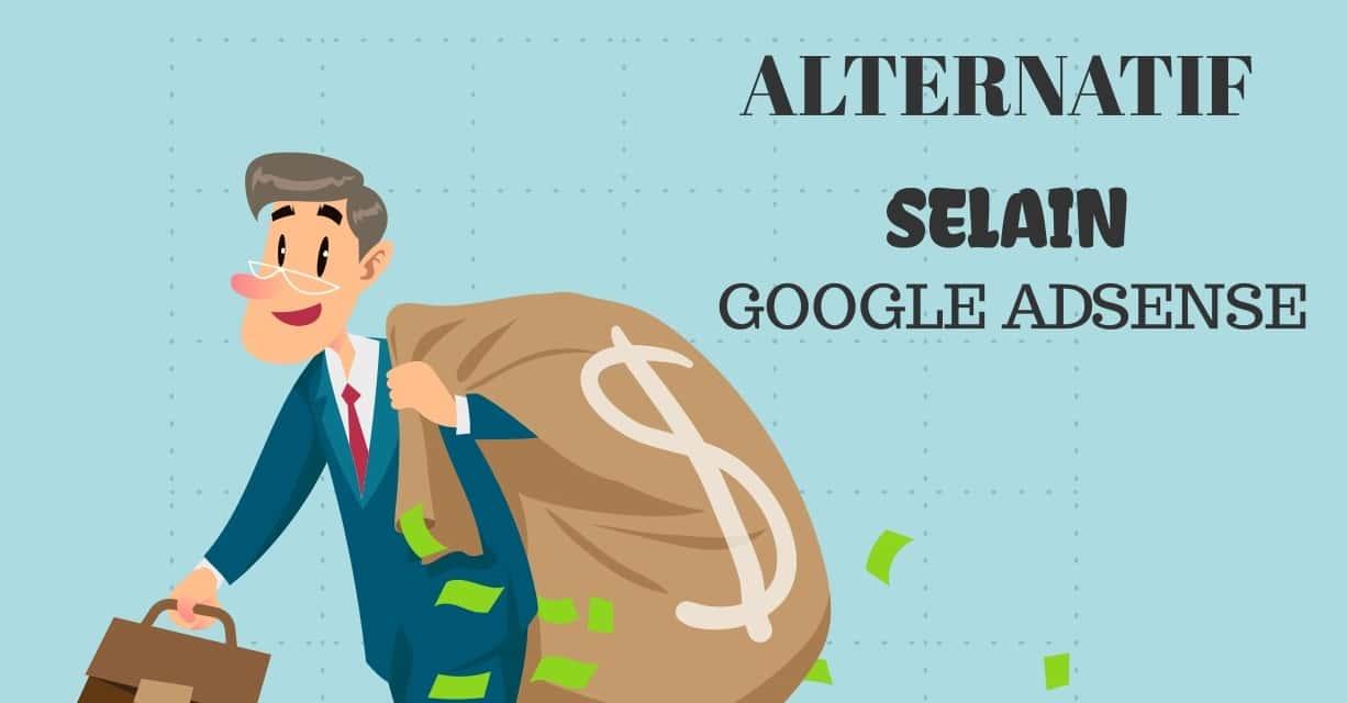 Daftar Alternatif Adsense Terbaik Yang Membayar Mahal Rek Blogging