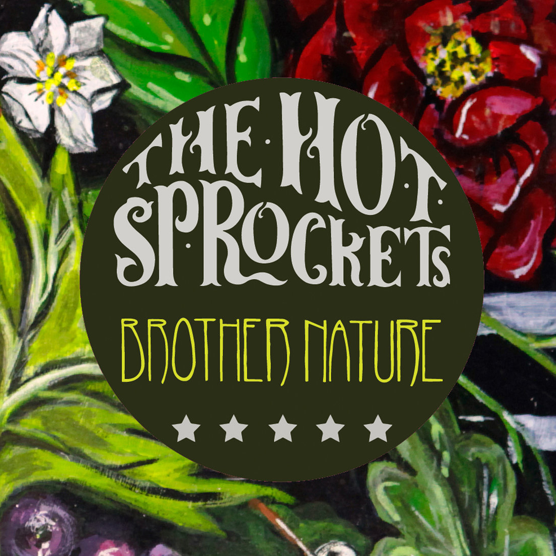 The Hot Sprockets Soul Brother Album Cover
