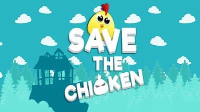 save the chicken game