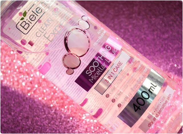 Bielenda Clean Skin Expert Soothing Micellar Liquid