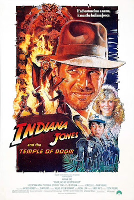 Indiana Jones And The Temple Of Doom 1984 Dual Audio Hindi 720p BluRay 950MB