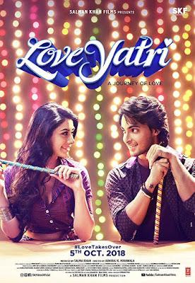 Loveyatri – The Journey Of Love 2018 Hindi 480p HDRip 350MB