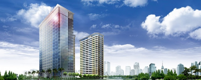 Phối cảnh dự án căn hộ Vinata Tower