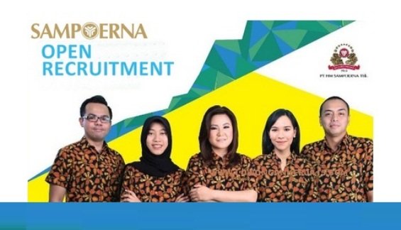 Lowongan Kerja PT. HM Sampoerna Tbk, Jobs:  Admin, Retail Engagement, Retail Engagement Executive.