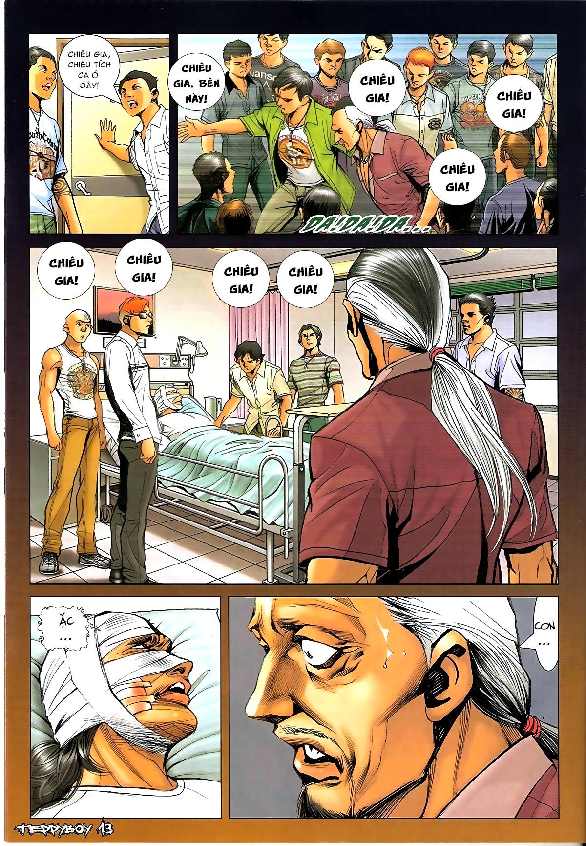 Người Trong Giang Hồ NetTruyen chap 1341 - Trang 11