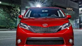 Nouveau ''2018 Toyota Sienna'', Photos, Prix, Date De Sortie, Revue, Nouvelles Voiture 2018