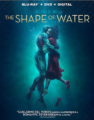 The Shape of Water [DB25] [Latino]