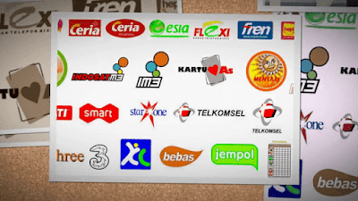Membeli Chip Pulsa Online dan Offline di Agen Kios Pulsa