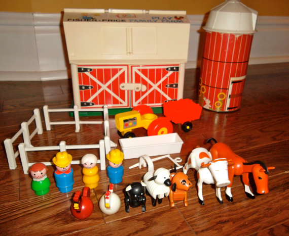 Sesame Street Table And Chairs Wegner Reproduction Sprinkles Puffballs: Vintage Fisher Price Toys!