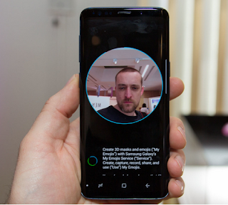 Bagaimana cara membuat dan menggunakannya AR Emoji Di Samsung S9, Begini Caranya