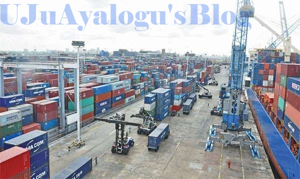 10 ships arrive in Lagos ports with petrol, other commodities