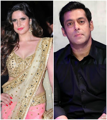 salman khan's ex girlfriend zareen khan