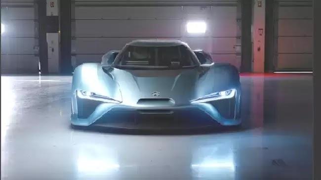 Το ηλεκτρικό αυτοκίνητο Nio που καταπίνει Ferrari και Lamborghini (video)