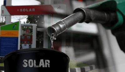 Mengatasi Hama Wereng Menggunakan Solar