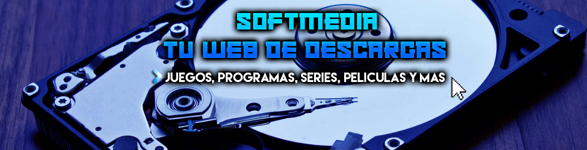 ▷ SoftMedia -Tu web de descargas Full
