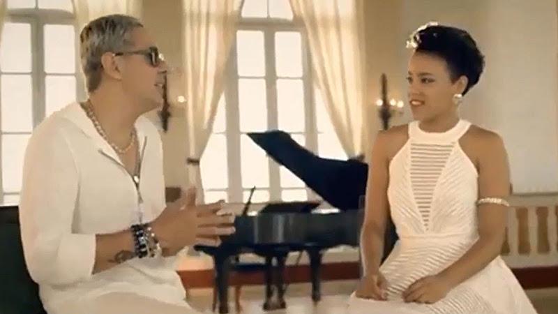 Paulo FG y Karen G - ¨La complicidad¨ - Videoclip - Dirección: Manuel Ortega. Portal Del Vídeo Clip Cubano
