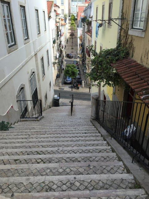 MY EUROPEAN HOLIDAY - ENCHANTING LISBON