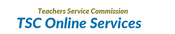 Teachers service Commission online services