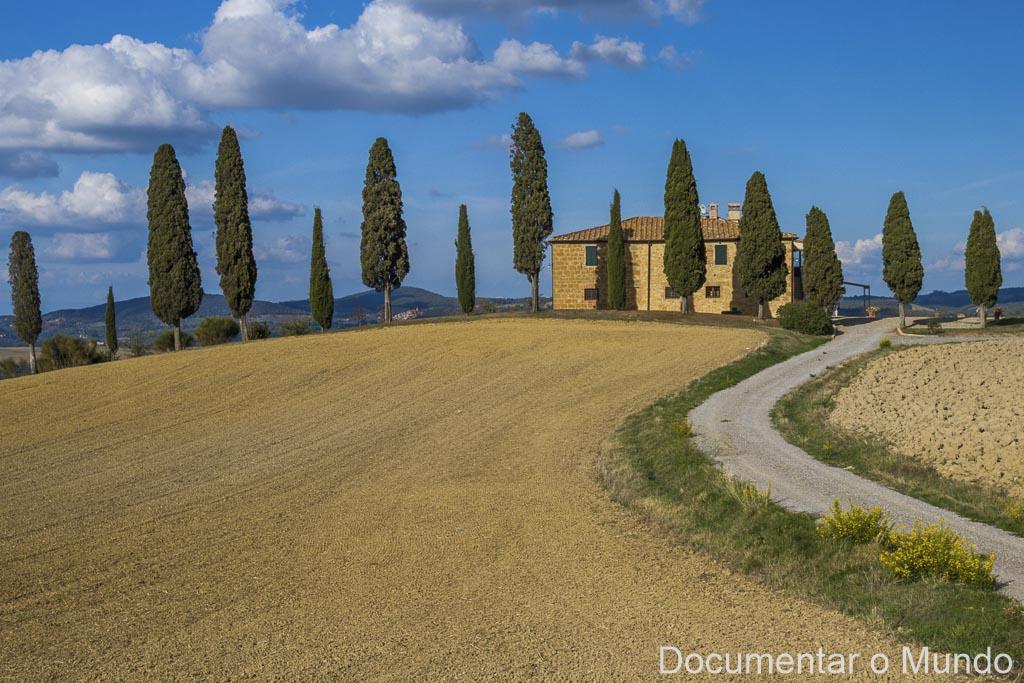 Pienza, Toscana, Itália