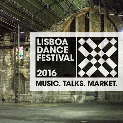 Lisboa Dance Festival - Talks e Market