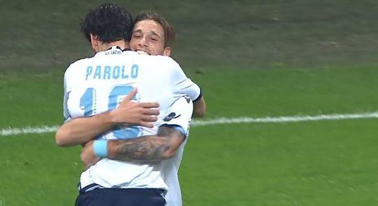 """LAZIO, Parolo dopo Sampdoria Lazio: """"Abbiamo dimostrato di avere gli attributi, vogliamo chiudere al meglio il girone d'andata""""."""