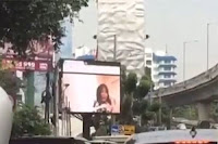 Berita Video Porno di Billboard Jakarta Menembus Dunia