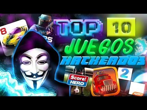 Top 10 Juegos Hackeados Con Todo Infinito 2018