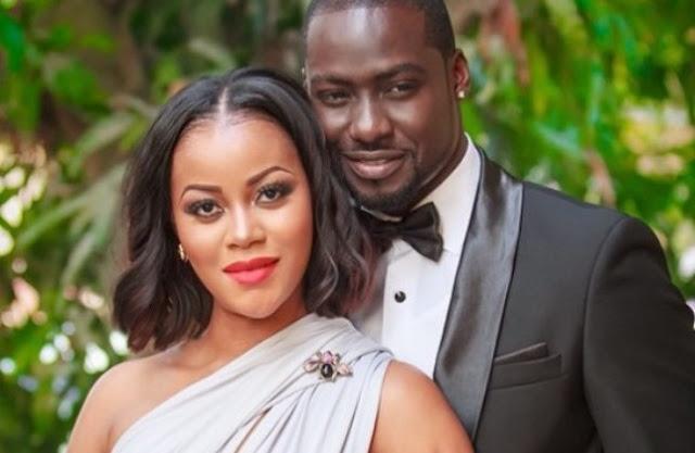 Chris Attoh Confirms His Divorce From Nollywood Actress Damilola Adegbite