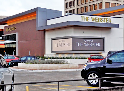 Newly opened Luxury Boutique THE WEBSTER at the Galleria