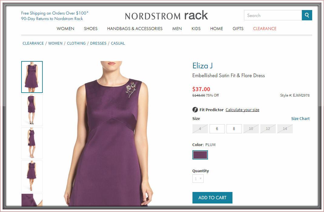 Nordstom coupon code