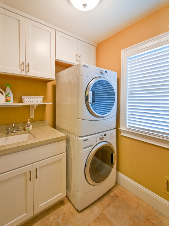 Affordable Small Bathrooms Ideas With Washing Machines ... on Small Space Small Bathroom Ideas With Washing Machine id=26062