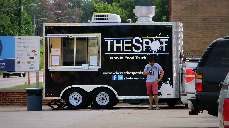 The Spot Food Truck Des Moines