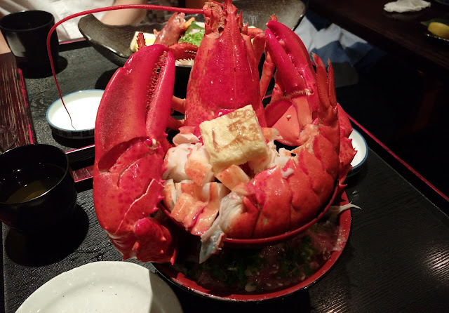 【食】再戰二段丼的新驚喜*灣仔 弘 CHIRASHI