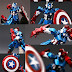 Custom Build: Gundam x Marvel 1/144 G-Bouncer Captain America