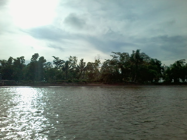 objek wisata pantai ayah