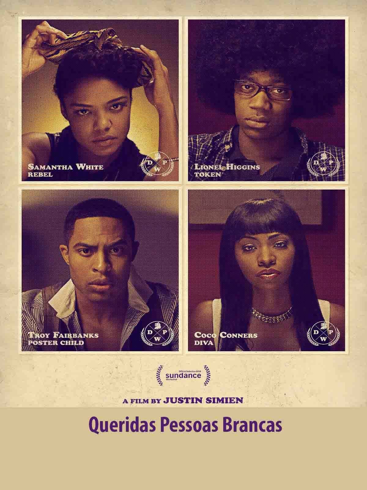 Queridas Pessoas Brancas Torrent – Blu-ray Rip 720p Dublado (2015)