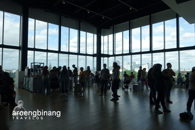 coffee shop museum macan modern and contemporary art in nusantara jakarta barat