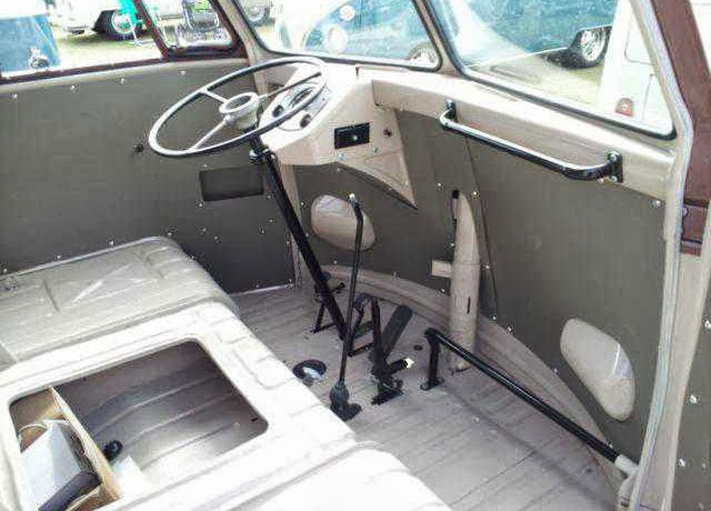 1952 Vw Barndoor Bus Very Rare Buy Classic Volks