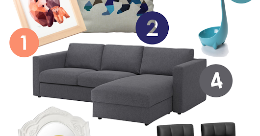 Wishlist Home Items