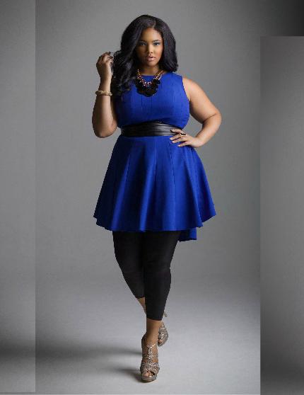 Vestidos de coctel para mujeres con sobrepeso