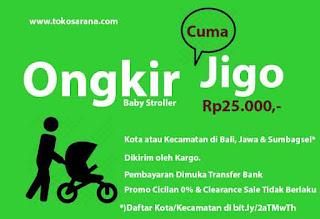 Baby Stroller Fest - Ongkir Cuma Jigo