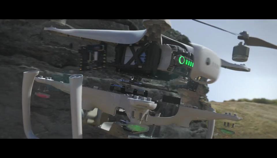 DJI Phantom 4 Drone Technology