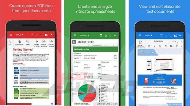 تحميل تطبيق OfficeSuite Premium للاندرويد