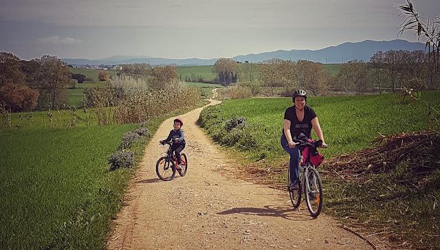 amb bici per gallecs