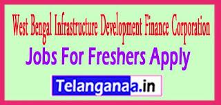 WBIDFC West Bengal Infrastructure Development Finance Corporation Ltd Recruitment Notification 2017 Last Date 17-04-2017
