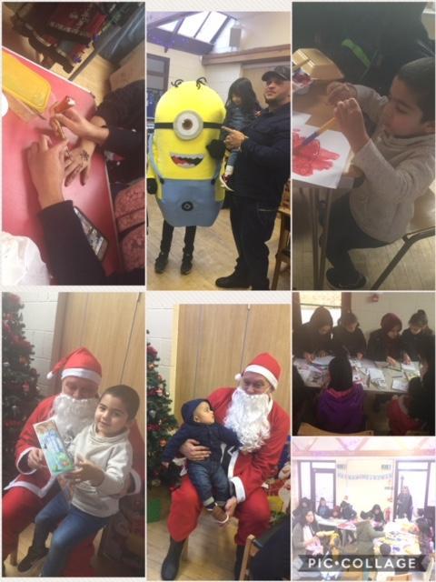 Christmas Fair Montage 4
