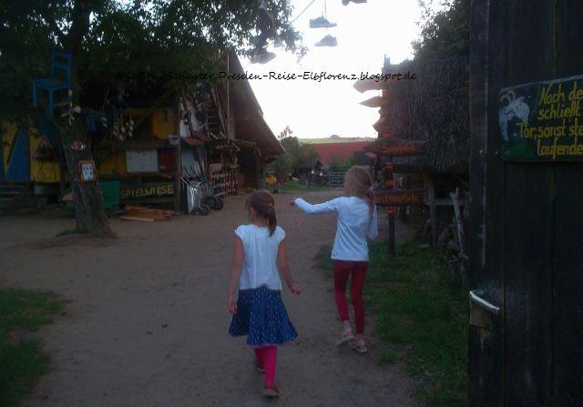 Familienausflug Schönfelder Hochland