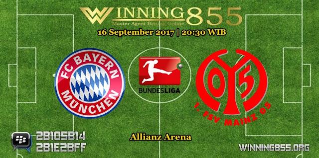 Prediksi Skor Bayern Munchen vs Mainz