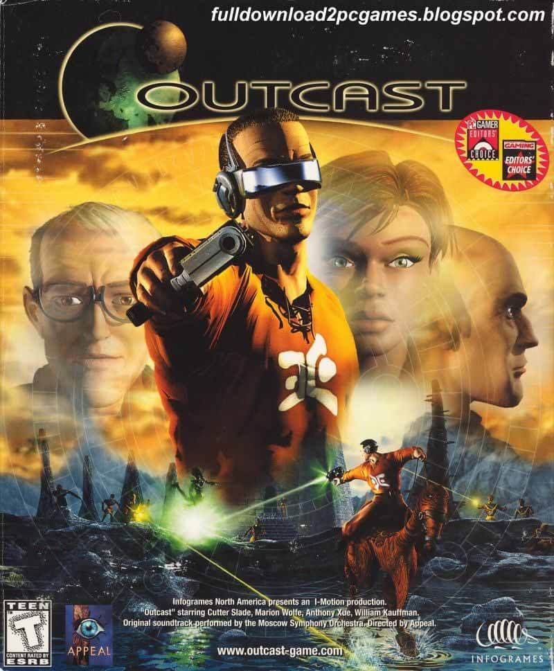 Outcast Free Download PC Game