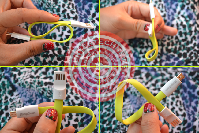 Introducing KingCom ACC Kable Wire the Micro USB Cable Full Review